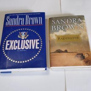 Sandra Brown books